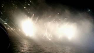 Dubai Water Fountain Show - Indiana Jones Song