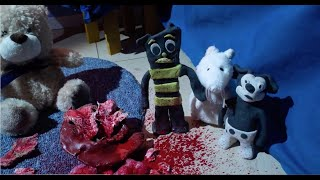 "CHILD'S PLAY: Claymation - ""Toy Massacre"" (Lee Hardcastle)"