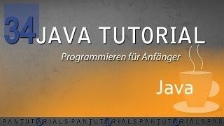 Java Tutorial Programmieren für Anfänger 34 -- Vererbung mit extends