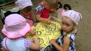 летняя оздоровительная работа с детьми в детском саду