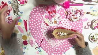 DIY Loaded Pocket Coffee Filter Envelope Pouch Tutorial - Snail Mail, Happy Mail or Penpal Ideas
