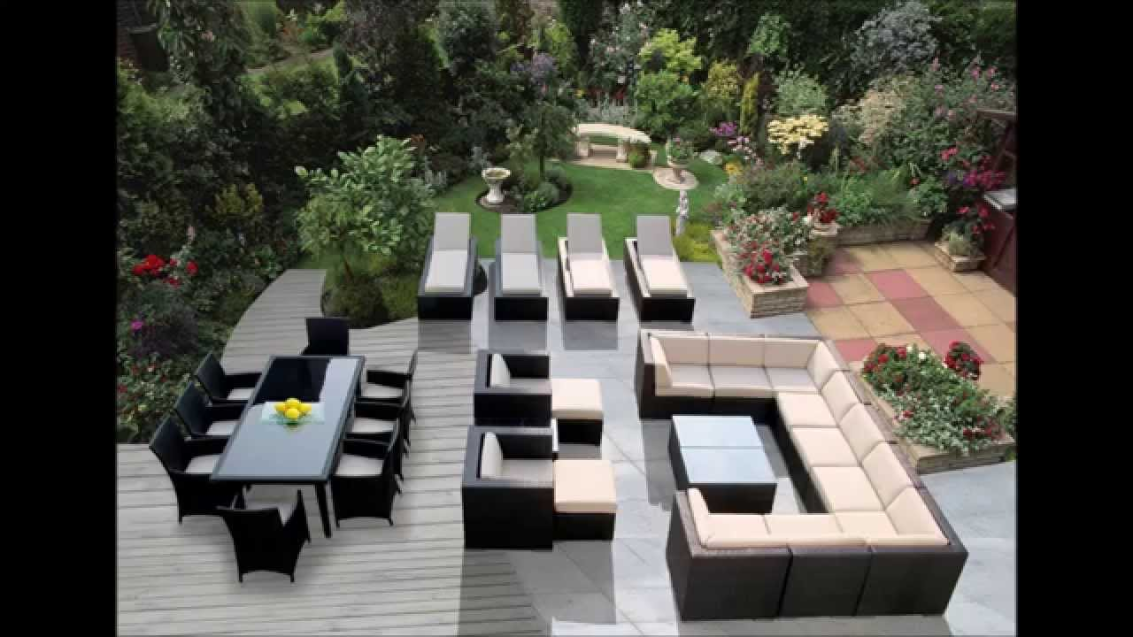 Patio furniture top rated large and expensive youtube Most expensive outdoor furniture