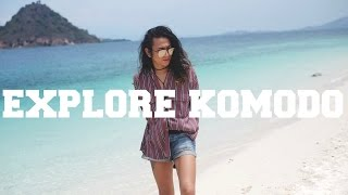 travel vlog ep 20 explore komodo part 1    jovi hunter