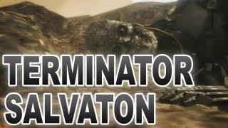 Ending / Концовка Terminator Salvation