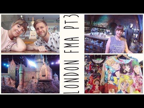 LAO IN LONDON | Camden, HARRY POTTER Studio Tour, Abflug | FMA#38