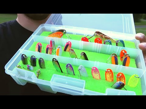 The BEST Trolling Spoon Box - DIY