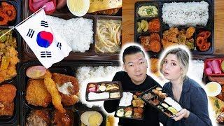 Korean Convenience Store Lunchbox: GS25 vs 7-Eleven vs CU
