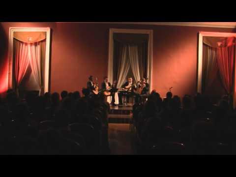 Baltic Guitar Quartet - Astor Piazzolla - Invierno Porteño