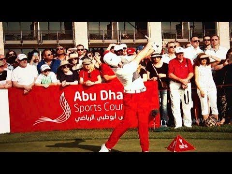 Abu Dhabi HSBC Golf Championship - Golf Channel TransVision