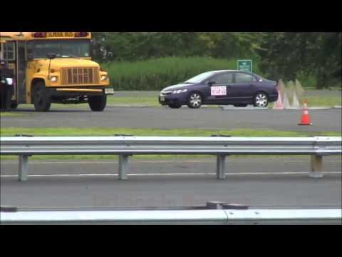 Rahway Nj Mvc Road Test Youtube