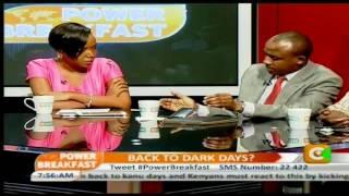 Power Breakfast Interview Back To Dark Days For Journalists