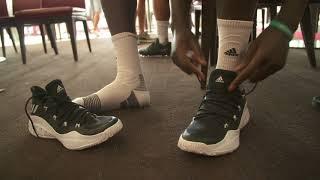 MBB X Adidas Custom Shoe Sizing