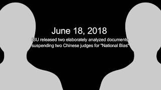 ISU Suspends Chinese Judges? Figure Skating Corruption. ISU is a Joke