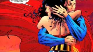 Superman/Wonder Woman: Hands On Me