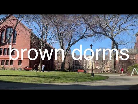 College Dorm Tour   Brown University 2018-19