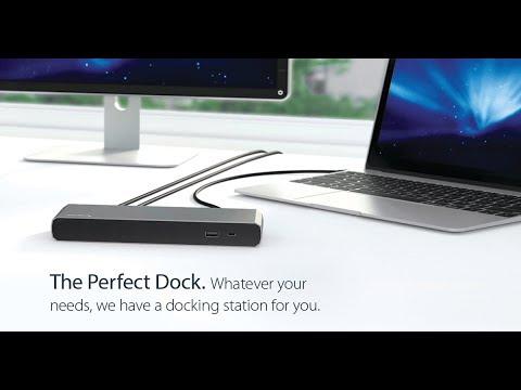 StarTech.com The Perfect Laptop Docking Station | StarTech.com |