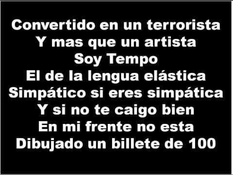 Tempo - T.E.M.P.O. (Tiraera a Polaco & Daddy Yankee) - Letra/Lyric