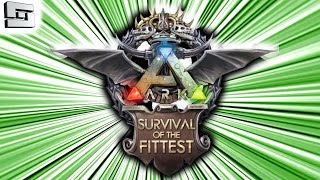 ARK: Survival Of The Fittest - ACCELERATED! Part 1