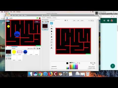 Scratch Screen Recording Offline Editor