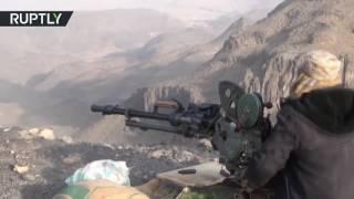 الجيش اليمني يعلن تقدمه نحو صنعاء