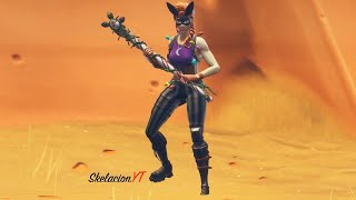 *NEW* BUNNYMOON SKIN | 14 Kills Solo Gameplay | Best Combo w/ Candy Axe (Fortnite)