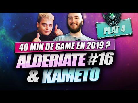 Vidéo d'Alderiate : [FR] ALDERIATE & KAMETO - JAX VS URGOT - PATCH 9.14 - EN 2019 TOUT LE MONDE SMURF