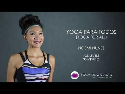 Free Online Yoga Class Videos