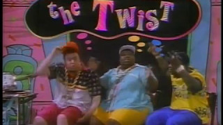 The Fat Boys ft Chubby Checker -  The Twist
