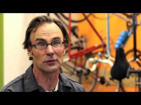 J  Livingston Repurposed Bikes at Bend Velo SD