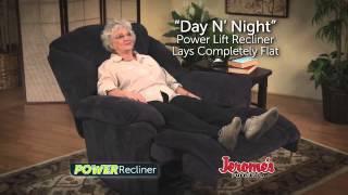 Power Recliner $899