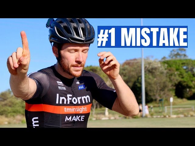 The Number One Mistake Cyclists Make with Training