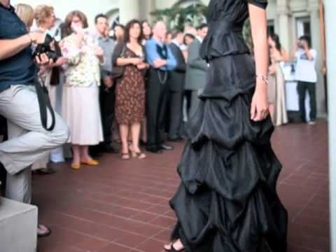 Graduation Dresses, Evening Gowns Vancouver   Malene Grotrian - YouTube