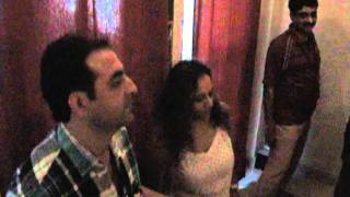 osho centre event ,Thane, Sunday 27/11/2011