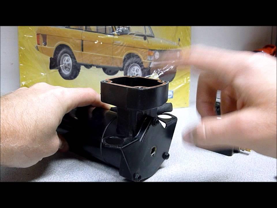 Range Rover P38a - EAS Air Compressor Rebuild