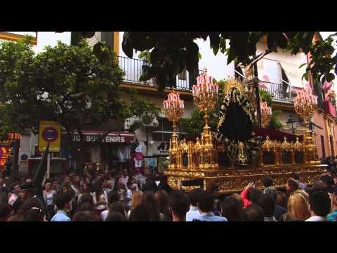 Semana Santa 2015 Sevilla Spain. HD