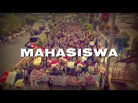 DEMO MAHASISWA UIN SMH BANTEN TOLAK RUU KUHP