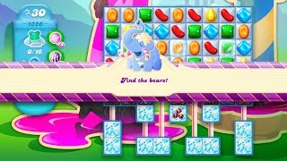 Candy Crush Soda Saga Level 1326 (No boosters)
