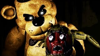 SFM FNAF Our Little Horror Story Techno Cinema Remix by Aviators