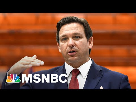 DeSantis Challenger Fried: Florida Gov. Has Handcuffed Authorities In COVID Fight