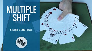 Multiple Shift Card Control Tutorial [HD]