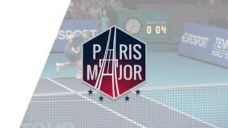Federer vs djkovic(bastardo) atp finals tennisworldtour