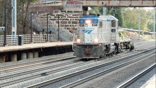 Railfan, The Action Packed Northeast Corridor