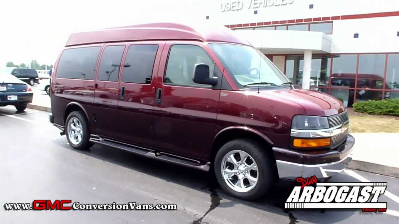 Used 2007 Chevrolet Starcraft Mobility Handicap Accessible High Top Conversion Van