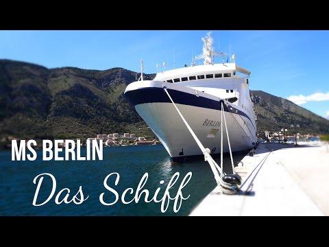 Traumschiff MS Berlin kompletter Schiffsrundgang 2015 - FTI Cruises Mittelmeer Kreuzfahrt