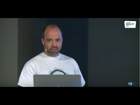 #bbuzz 17: Galder Zamarreño - Big Data in Action with Infinispan on YouTube