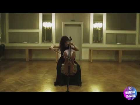 Etude Nr.28-Popper | Julia Hagen cello    60secondsofclassical