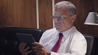 Sir Martin Sorrell Interview on Why He Makes Time to Read The Wall Street Journal