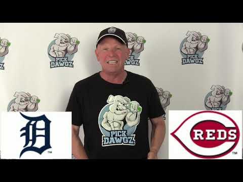 Cincinnati Reds vs Detroit Tigers Free Pick 7/21/20 MLB Pick and Prediction