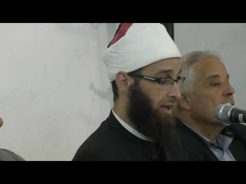 الجزء الثاني من محاضرة الشيخ عصام الورغي
