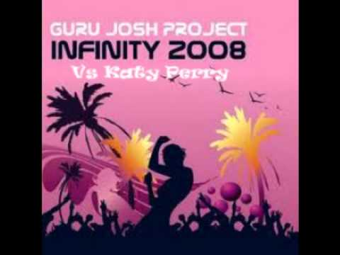 Katy Perry - Teenage Dream Vs Guru Josh Project - Infinity 2008 (Mashup)